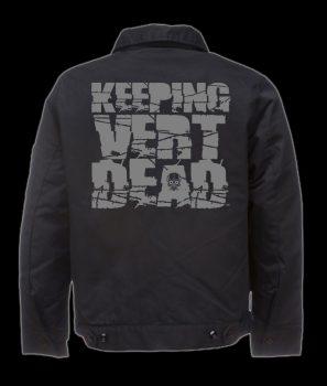 kvd jacket lined